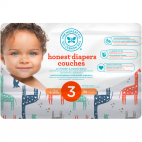 Couches jetables biodégradables Taille 3 - The Honest Company The Honest Company