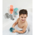 TUBES, building bath toy set - Boon