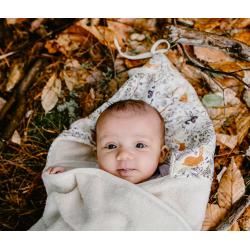 Little elf: Evolutionary towel - OKO CREATIONS
