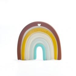 Arc en ciel - Silicone Teether - Loulou Lollipop