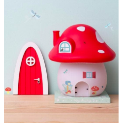 Mushroom Night Light - LITTLE LOVELY