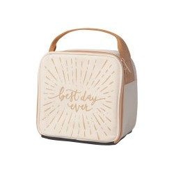 Best Day Ever Lets Do Lunch Bag - Now Designs