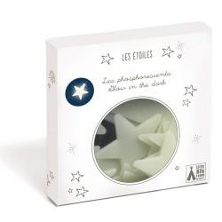 Phosphorescent Stars decorations - Djeco