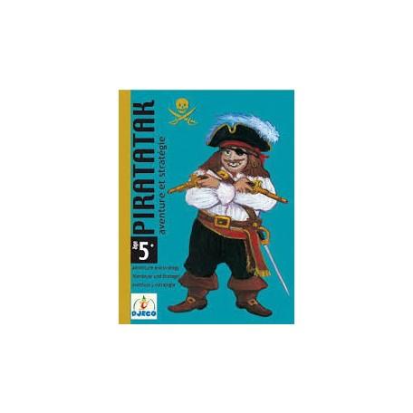 Piratatak, Jeu de Stratégie - Djeco Djeco
