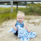 Pack 4 Cotton Covers - Aden & Anais