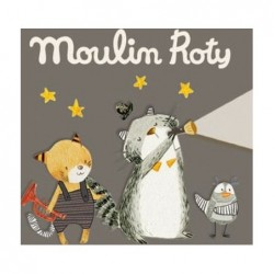 3 discs for storybook torche - Moulin Roty