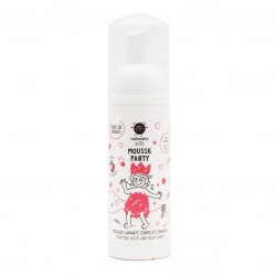 mousse party fraise - Nailmatic