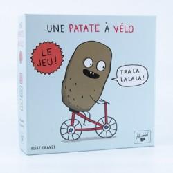 Une patate à vélo Le jeu - Randolph
