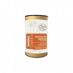 Cold & Flu Herbal Tea - Clef des Champs