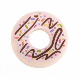 Jouet de dentition Pink Donut - Loulou Lollipop Loulou Lollipop