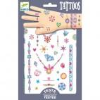 Tattoos Jenni's Jewels - Djeco