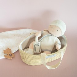 My first baby with bassinet - Doudou et compagnie