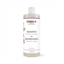 Shampoo Angelica and Lavender 500mL - Oneka