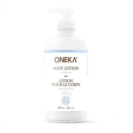 Lotion pour le corps non parfumée - Oneka Oneka
