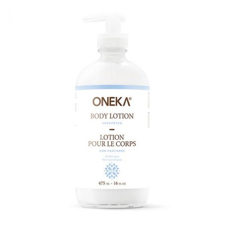 Unscented Body Lotion - Oneka