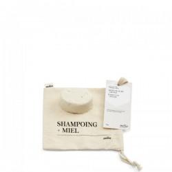 Honey, white clay and orange shampoo - MELIA