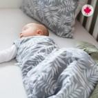 Dormeuse Gigoteuse en Coton Matelassé Tropique - Perlimpinpin Perlimpinpin