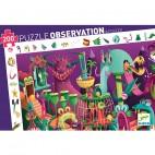 Observation Puzzle 54 pieces - Djeco