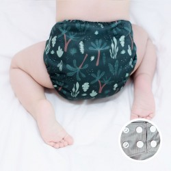 Washable Pocket Diaper - La Petite Ourse