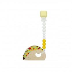 Taco Teether Set Gem- LOULOU LOLLIPOP