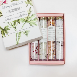 Library of Bath Salts Gift Set - Dot & Lil