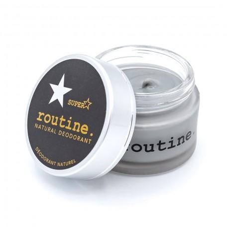 Superstar Charcoal Deodorant - Routine