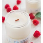 Crackling Soy Wax Candle - Flambette