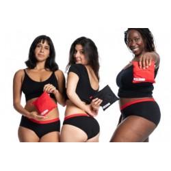 Shorty Menstrual Panty XS - Mme L'Ovary