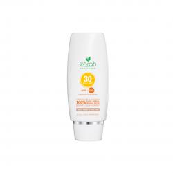 Tinted sunscreen BIODEF Broad spectrum - Zorah