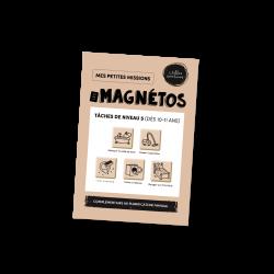 Les Magnétos - Little Missions - Level 5 Tasks - Les Belles Combines