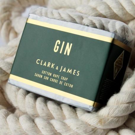 Lake House cotton rope soap - Clark & James