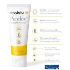 Crème à la lanoline Purelan - Medela Medela