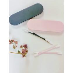 Ensemble de 2 cure oreilles lavables en silicone