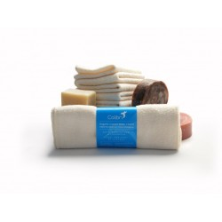 Organic Cotton Wash Cloths - Colibri