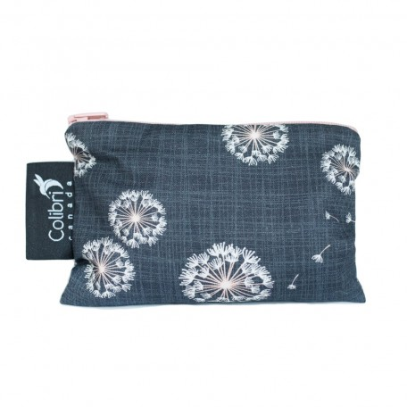 Small Reusable Dandelion Snack Bag - Colibri