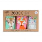 Culotte de propreté en coton Biologique 2 / 3 ans - Zoocchini Zoocchini