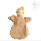 Poupée Peppa Baby Belle en Coton Biologique - Babylonia Babylonia