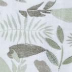 Dormeuse en Mousseline de Coton 0-6 mois 0.7 Tog Tropical Vert- Perlimpinpin Perlimpinpin