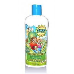 Shampooing enfant mission nature