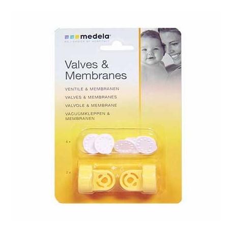 Valves et Membranes - Medela Medela