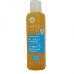 shampooing pour bebe Druide