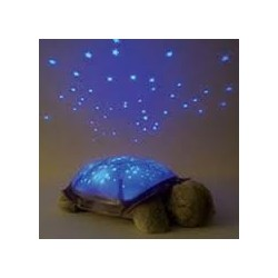 Veilleuse aux constellations tortue